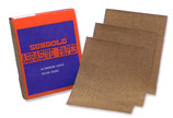 Sungold Sandpaper Sheets - 50 Aluminum Oxide Sheets
