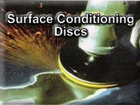 Sungold Surface Conditioning Discs